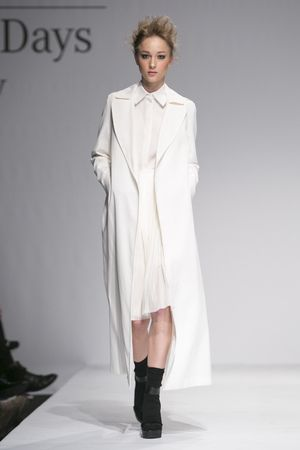 Tago Ready To Wear Fall Winter 2015 Kiev - NOWFASHION