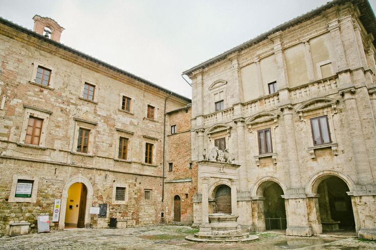 Montepulciano is a medieval and Renaissance hill town and comune in the Italian province of Siena in southern Tuscany