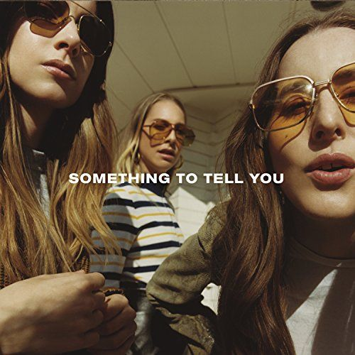Haim follows up their Grammy Award-nominated debut album with their highly anticipated second release. The band performed two of the album's tracks, Want You Back and Little of Your Love, on Saturday Night Live.