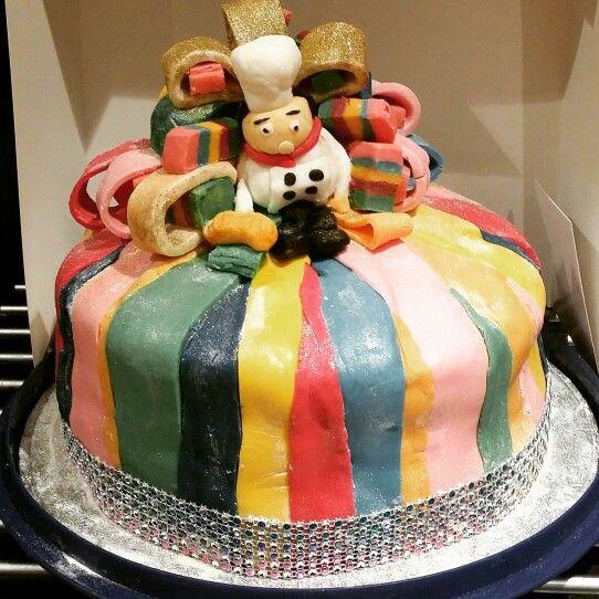 cake for Joseph