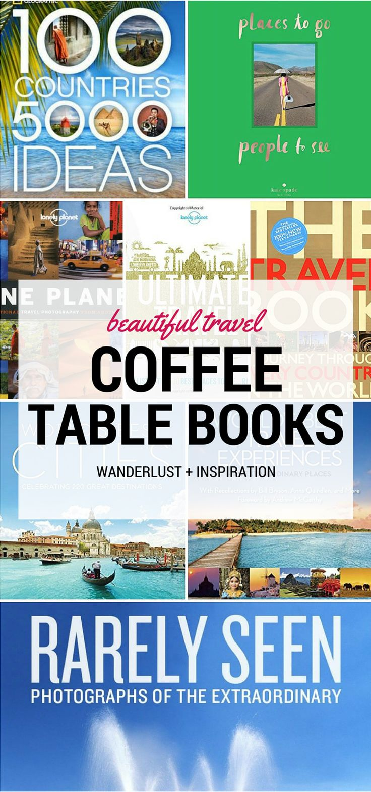 top 25+ best best coffee table books ideas on pinterest | best
