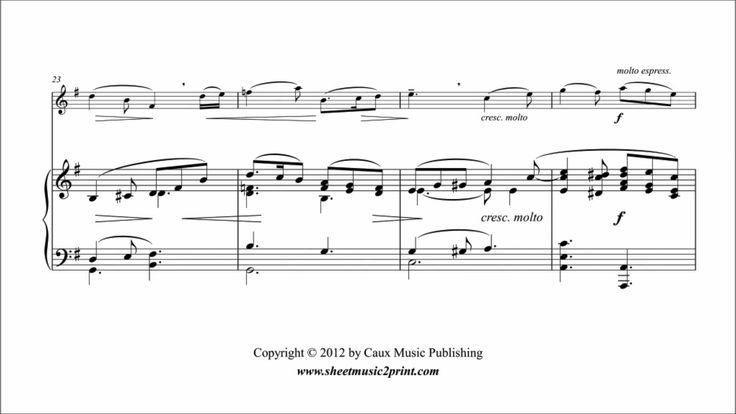 Reger : Romance - Oboe www.sheetmusic2print.com/Reger/Oboe/Romance.aspx