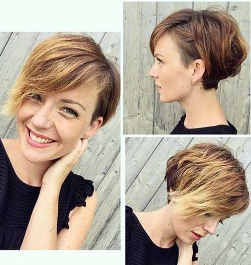 haircuts with side best 25 asymmetrical pixie cuts ideas on 4702