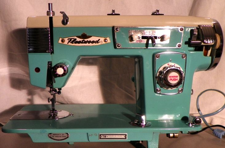 fleetwood sewing machine