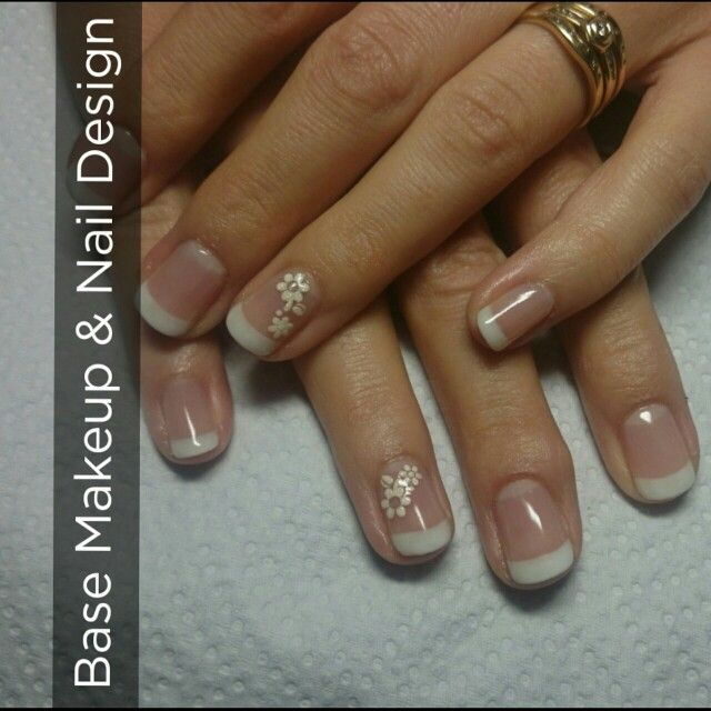 Nails done by Berna Terblanche. #frenchoverlay #biosculpture