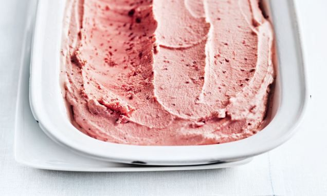 Satisfy your craving for ice cream with the light and healthy alternative.