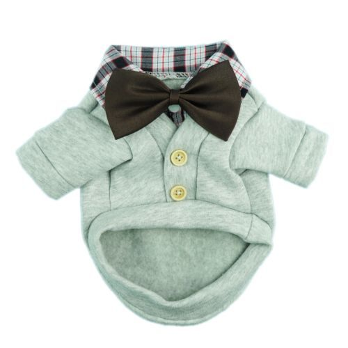$9.79 | guuchoilove on Ebay | Dog polo and removable bow tie