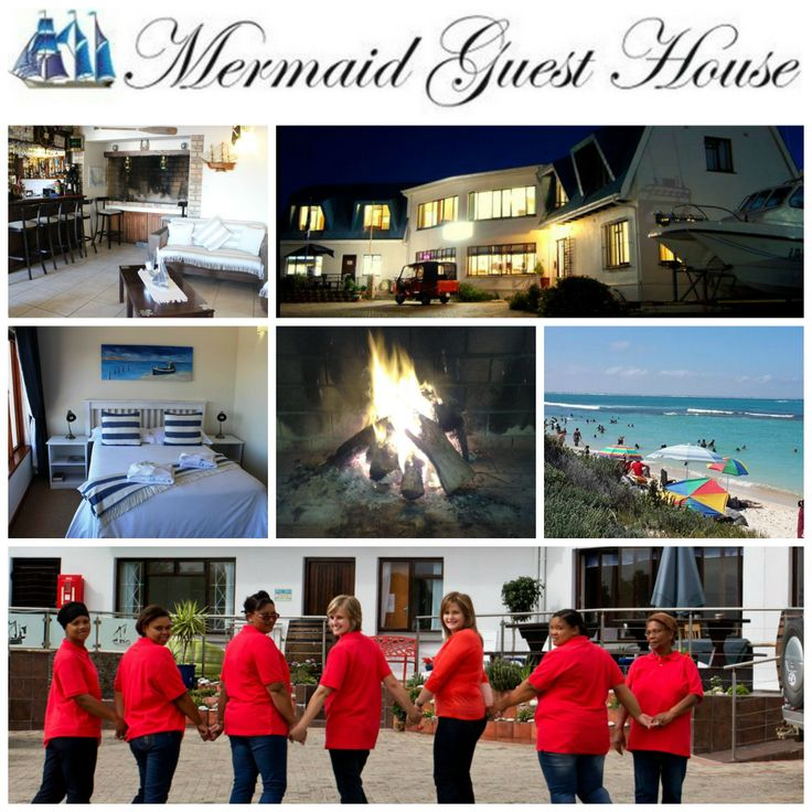 Mermaid Guesthouse  Address: Struisbaai Tel: +27 28 435 7767 Email: info@mermaidguesthouse.com