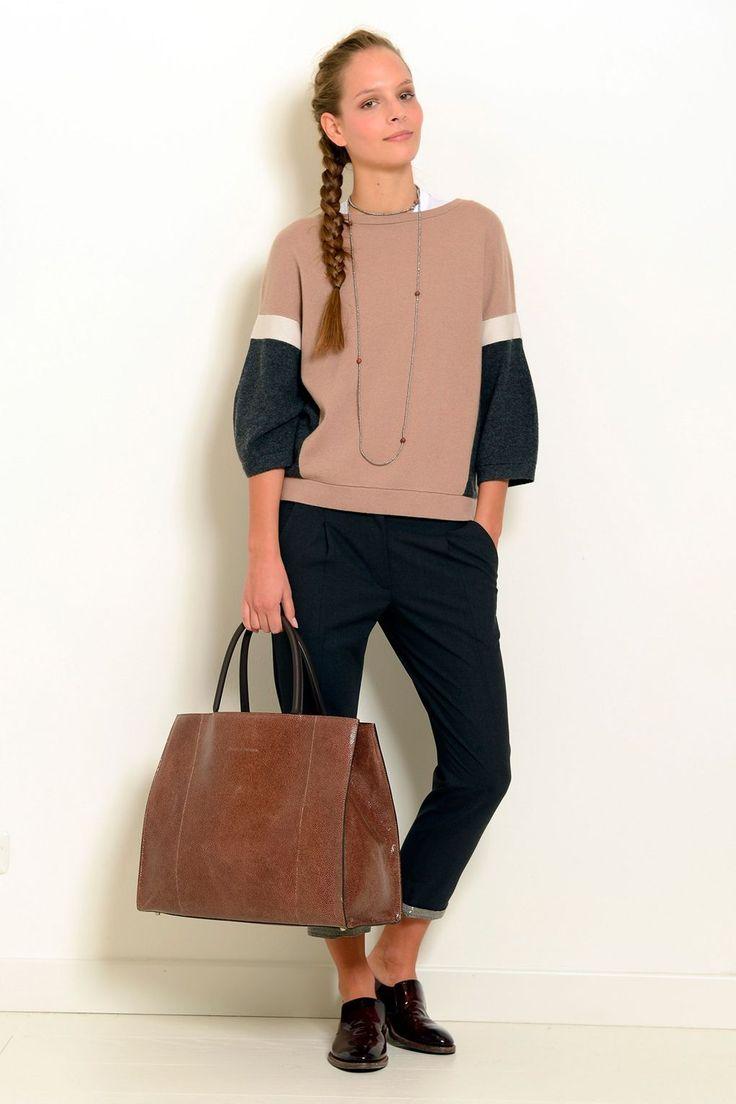 Brunello Cucinelli Spring/Summer 2014 Ready-To-Wear Collection | British Vogue