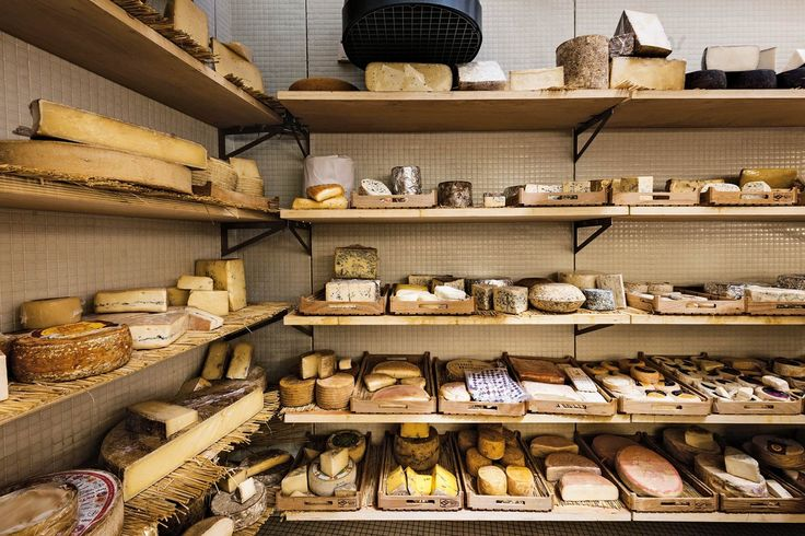 Poncelet Cheese Bar / Madrid bars and restaurants | Eating and drinking (Condé Nast Traveller)