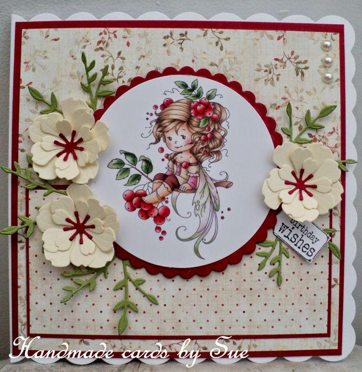 Sue's Handmade Cards: Hobby House....