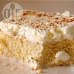 Three Layer Tres Leches Cake @ allrecipes.co.uk