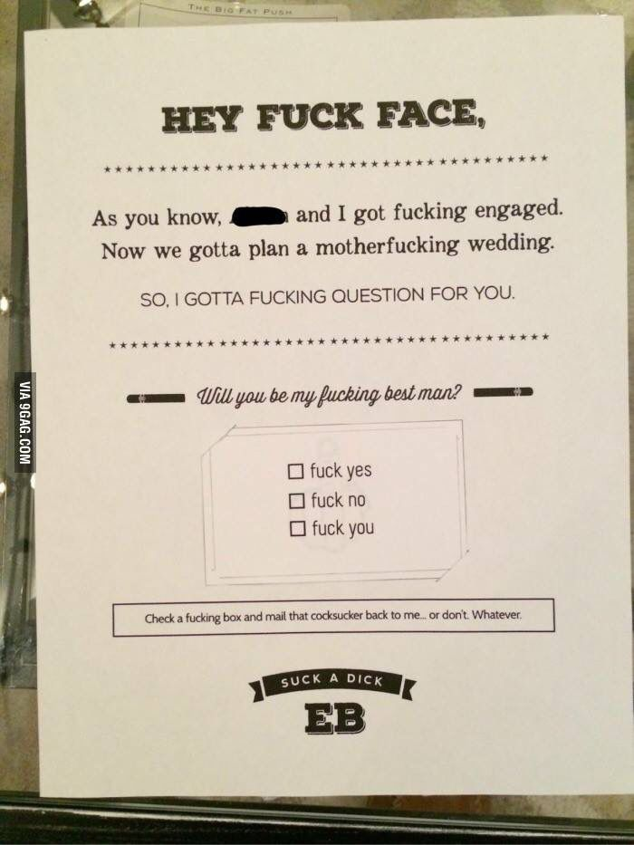 How I'll ask my maid of honor                                                                                                                                                                                 More