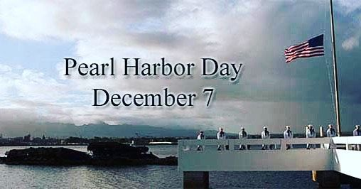 """15 Likes, 2 Comments - David L. Franklin (@dctrainer) on Instagram: """"National Pearl Harbor Remembrance Day, also referred to as Pearl Harbor Remembrance Day or Pearl…"""""""