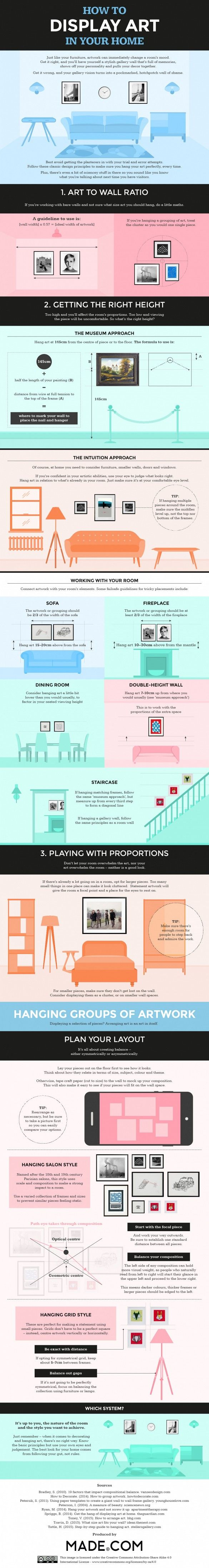 11 Must-Pin Infographics for a Beautiful Home via @mydomaine