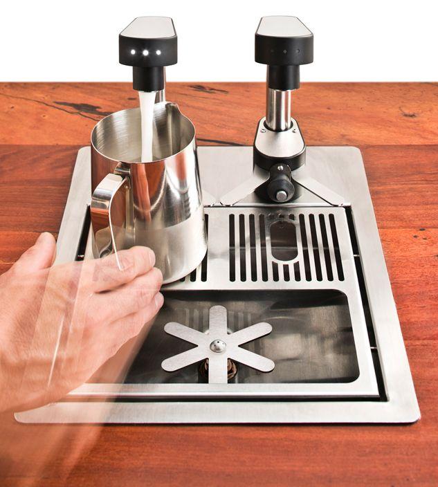 juggler milk tap system