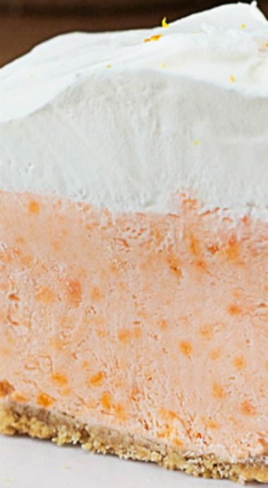 Creamsicle Pie: Cakes Desserts, Recipes Lchf Desserts, Creamsicle Pies ...