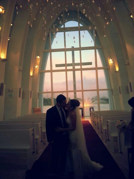 Wedding Chapel At Leo Palace Resort Guam