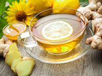 Morning lemon ginger detox