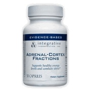 Your adrenal system has a lot to do with the amount of fatigue your body feels. These Adrenal Cortex Fractions capsules can help support the adrenal glands, cutting down on fatigue! $21  http://www.ovitaminpro.com/adrenfractions.html#
