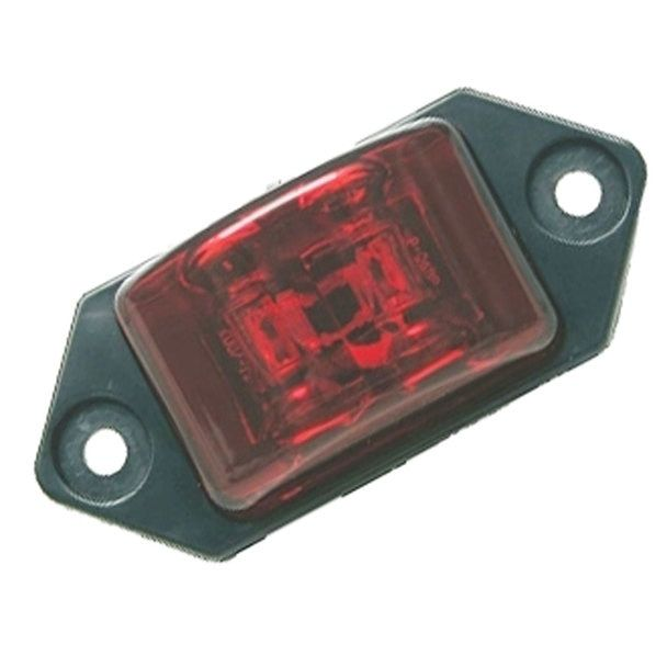 Eco Series L04 0048r Led Marker Light 2 Diode In 2020 Light Emitting Diode Led Diode