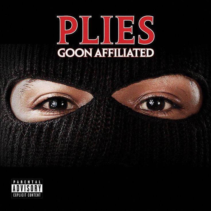 Plies - Goon Affiliated [Explicit Lyrics] (CD)