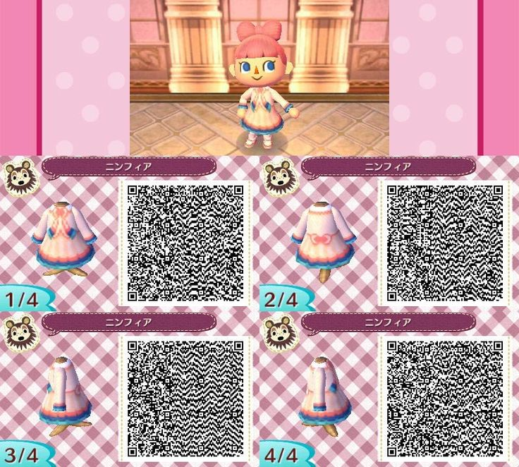 1820 best animal crossing a new leaf qr codes galore