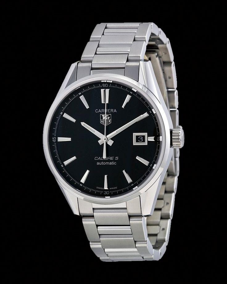 Ρολόι TAG HEUER Carrera Calibre 5 WAR211ABA0782