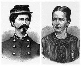 July 21, 1861: Loreta Janeta Velazquez, eighteen, fights under the name of Harry T. Buford in the Civil War's First Battle of Bull Run. She had donned a fake beard when enlisting as a Confederate soldier in 1861. She later went to Washington to spy for the South, using both male and female guises.
