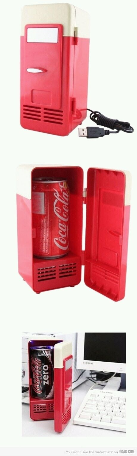 USB Can Refrigerator