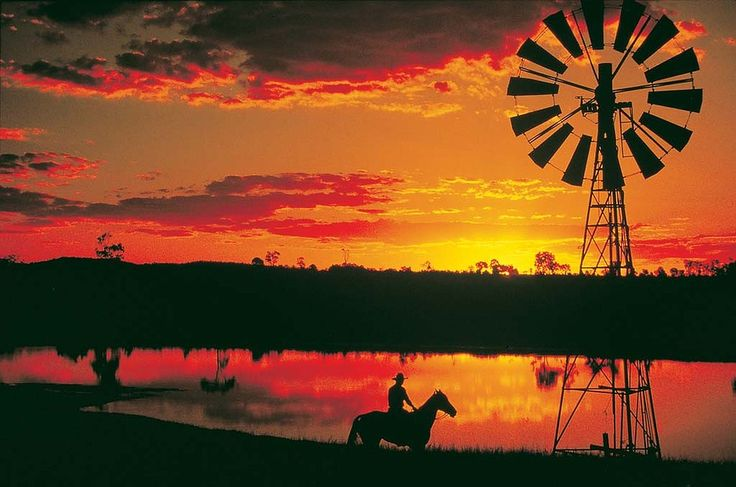 Longreach, Outback Queensland #Australia