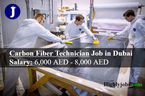 Carbon Fiber Technician Job In Dubai Duct Work