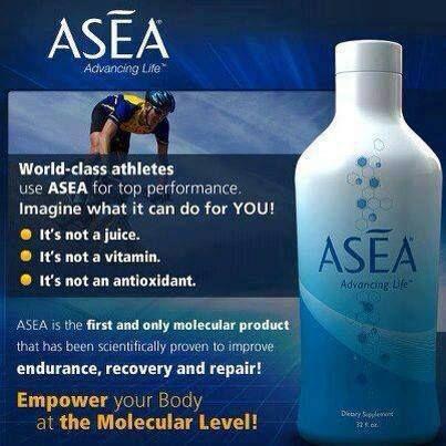 Athletes who take ASEA! http://foodandhealthrevolution.teamasea.com/