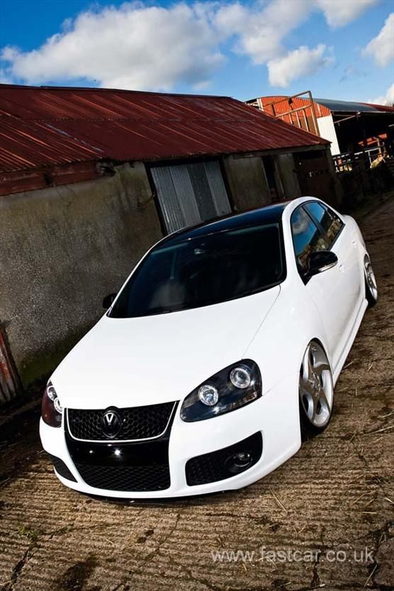 modified vw | Modified VW Jetta | Fast Car Magazine | Fabulous Cars.be