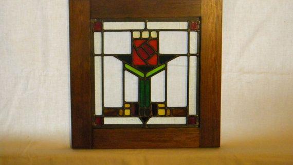 Smallest Craftsman Window #3 by Charles Winkelman