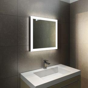 Halo LED Light Bathroom Mirror 1411