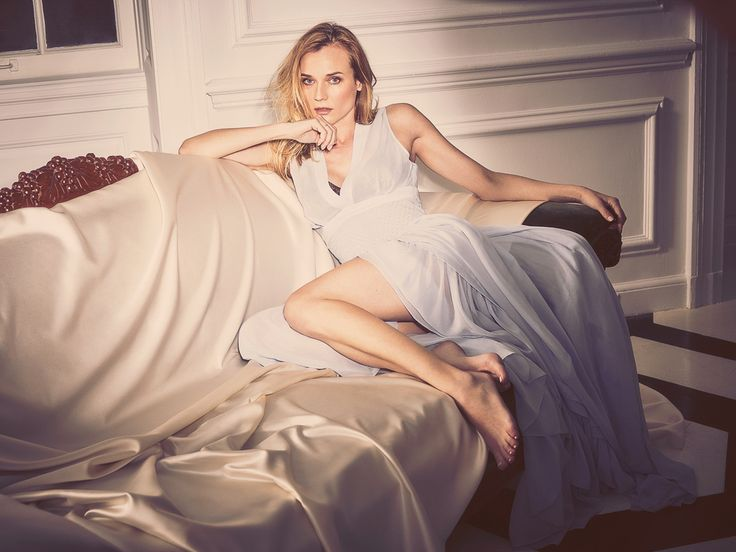 Diane Kruger by Guy Aroch for The Edit March 2016