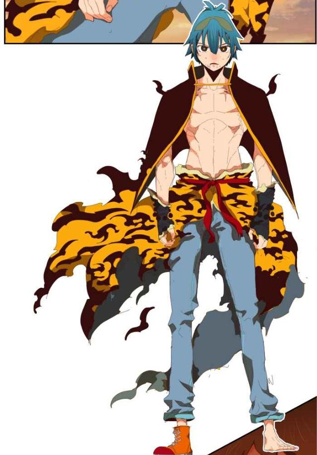 Pin By Yoav Shapira On God Of High School Monkey King Anime