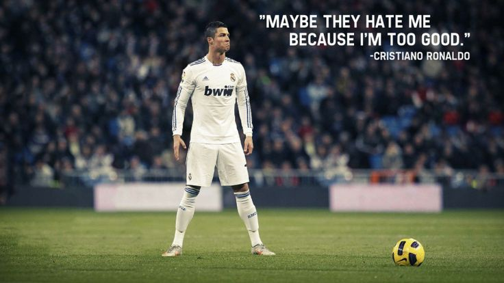 Ronaldo Truth of his Skil hahaha