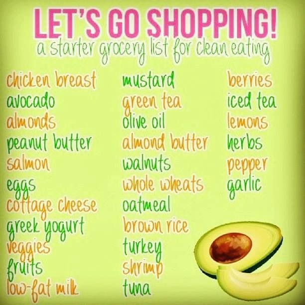 Foods you should be eating, for a healthier lifestyle!