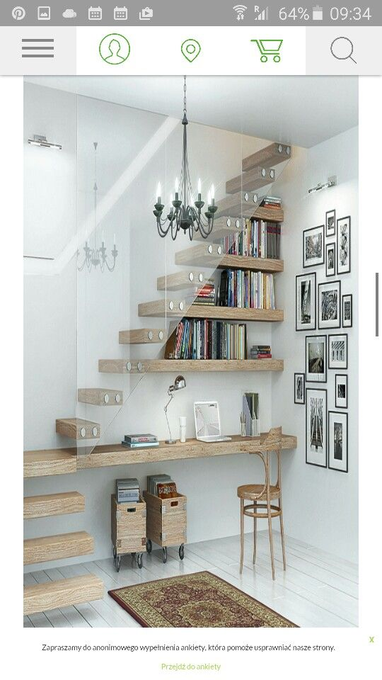 a perfect staircase