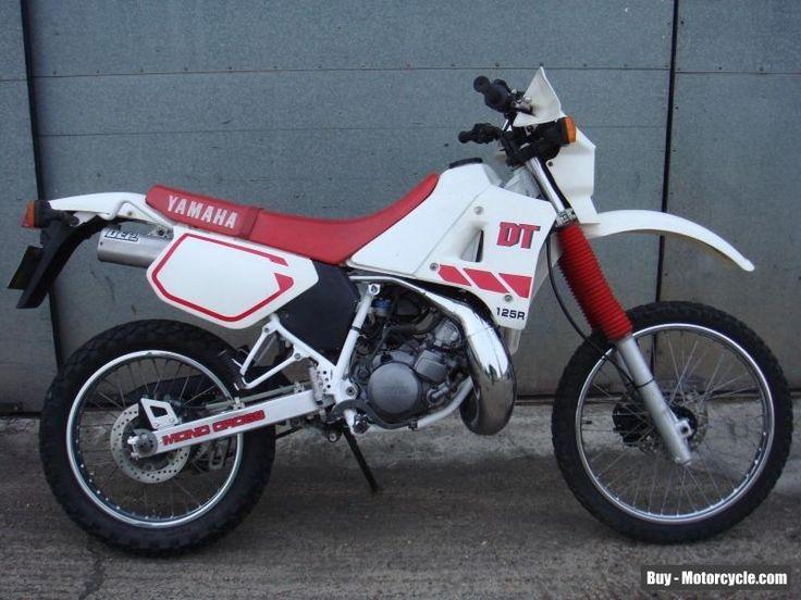 Yamaha DTR125 YPVS / DT125R - 1988 - Nice early DT125cc working YPVS & DEP Pipe #yamaha #dt125r #forsale #unitedkingdom