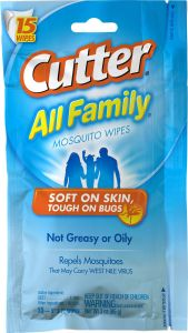cutter family wipes