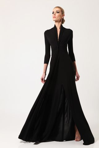 Chado Ralph Rucci Resort 2013- love this as an evening gown, would be a gorgeous wedding gown as well in white, ivory, or blush
