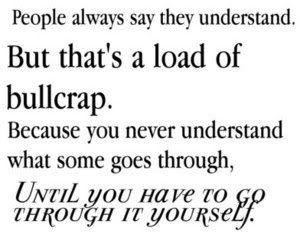 Understand, Quote