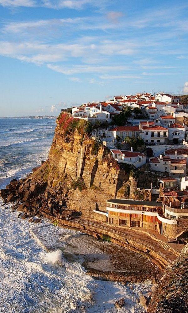 Azenhas do Mar, Sintra, Portugal | by Christoph Jödicke on 500px