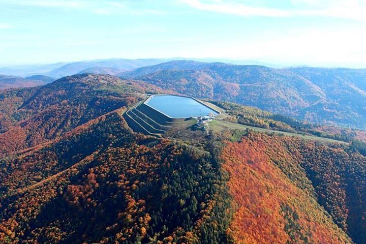 Góra Żar w Beskidzie Małym