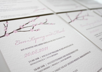 sususumm*shop – Hochzeitskarten