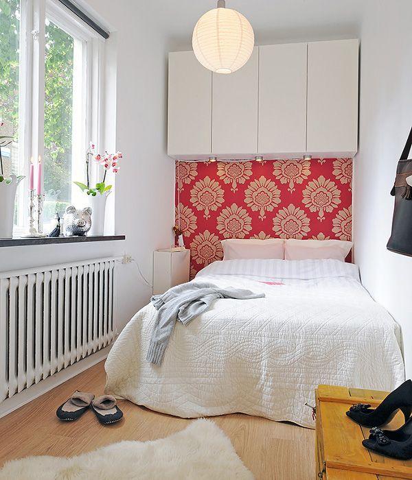 Punto 4 interni   camere da letto. Prepare A Small 8 10 Sq M Bedroom Elegant And Stylish Beautiful House Apartamentos Pequenos Decoracao Apartamento Pequeno Decoracao Quarto Casal Simples