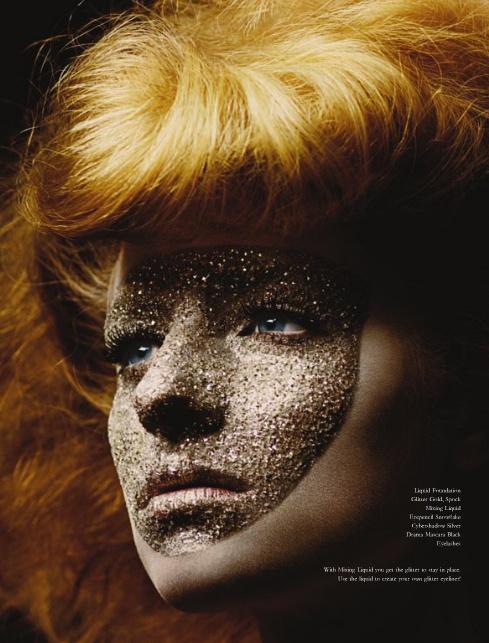 W Magazine - Make Up Store